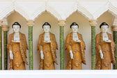 Statue of Buddha. — Stock Photo