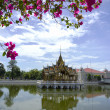 Thai summer palace bang pa in. — Stock Photo