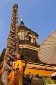 Chedi Wat Lokmolee — Stock Photo