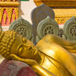 Stock Photo: NivarBuddhIn Wat Thai