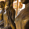 Shin Upagutta Statues — Stock Photo