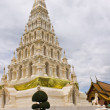 Stock Photo: The chedi of Wat Chedi Liam