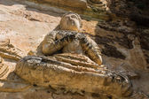 Angel in Chedi , wat Ched yod in Chiangmai — Stock Photo