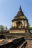 Wat Chedyod , Chiangmai — Stock Photo