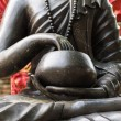 Statue of monk , Buddhist — Stock Photo #35548933