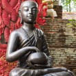 Shin Upagutta Statue , Buddhist — Stock Photo