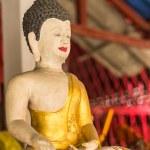 Постер, плакат: Buddha Statue in Wat Saen Fang Chiangmai Thailand