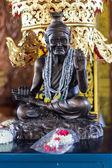 Hermit statue in Wat Ban Den , Chiangmai Thailand — Stock Photo