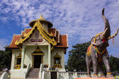 Memorial of King Naresuan — Stock Photo
