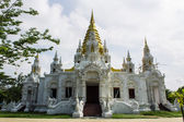 Chedi in Wat Sri Don Moon , Chiangmai Thailand — Stock Photo