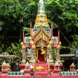 Thai spirit house — Stock Photo