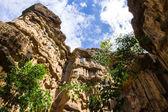 Phachor in Doi Lo Chiangmai , Grand Canyon National Park, Thai — Stock Photo
