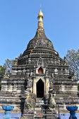 Shan temple in Thailand — ストック写真