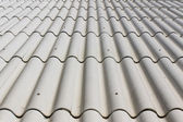 Tile roof, background — Stock Photo