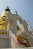 Chedi in Wat Suandok — Zdjęcie stockowe