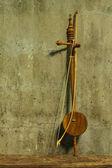 Still Life saloa - Thai musical instrument — Stock Photo