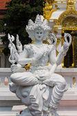 梵天的雕像 — 图库照片
