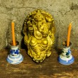 Still Life - Lord Ganesh — Stock Photo