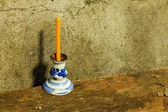Still Life - Candle — Foto Stock