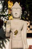 Buddha carved marble — Foto de Stock