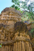 Phachor in Doi Lo Chiangmai , Grand Canyon National Park, Thai — Stock Photo