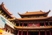 China temple — Stock Photo