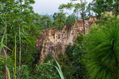 Konglom Canyon in Wianghaeng, Chiangmai Thailand — Stock Photo
