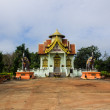 Stock Photo: Memorial of King Naresuan