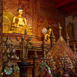 Stock Photo: Buddhasihink in Wat PhrSingh, Chiangmai