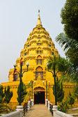Nivara chedi em chiangmai tailândia — Fotografia Stock