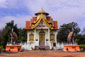Memorial of King Naresuan — Stock Photo