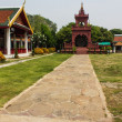 Stock Photo: Wat PhrThat Hariphunchai