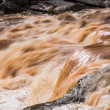 Red Water Flow Detail — Stock Photo #38048531