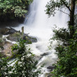 Stock Photo: Sirithwaterfall in Doi Inthanon , Chomthong chaingmai Thaland