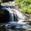 Stock Photo: Wang BuBwaterfall in Doi Suthep-Pui Nationnal Park , Chiangmai