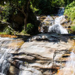 Stock Photo: Wang BuBwaterfall in Doi Suthep-Pui Nationnal Park