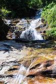 Wang Bua Ban waterfall in Doi Suthep-Pui Nationnal Park — Foto Stock