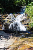 Wang Bua Ban waterfall in Doi Suthep-Pui Nationnal Park — Stock Photo