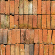 Pile of Old Bricks , Texture — Stock Photo #39373137