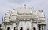 Wat Rong Khun , Thailand White Temple Chiang Rai Province — Foto Stock
