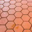 Hexagon Paving Blocks — Stock Photo #40784737