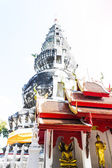 Pagoda in Wat Kru Toa , Chiangmai Thailand — Stock Photo