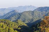 Doi Luang Chiang Dao, View Form Wianghaeng Chiangmai Thailand — 图库照片