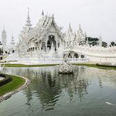 Wat Rong Khun , Thailand White Temple Chiang Rai Province — Photo