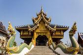 チェンマイ タイ ワット banden のチャペル — ストック写真
