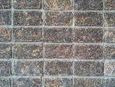 Laterite stone wall, Texture — Stockfoto