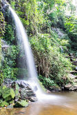 Mon Tha Than Waterfall In Doi Suthep - Pui National Park, Chiangmai — Stock Photo