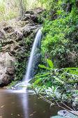 Mon Tha Than Waterfall In Doi Suthep - Pui National Park, Chiangmai — Stock Photo