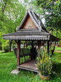 Pavilion Thai Style — Stock Photo