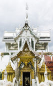 Chapel in Thai Temple — Stock Photo